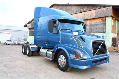 2007 volvo truck models volvo vn 2007 sleeper semi trucks
