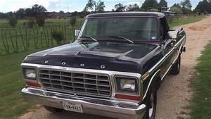 1979 Ford F-150 Lariat Pickup Truck