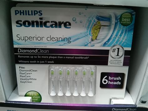 Sonicare Replacement Brush Heads
