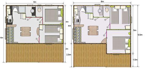 plan de chalet en bois habitable