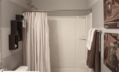 The Yellow Cape Cod Boy's Bathroom Revealusing Two
