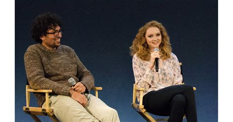 lily cole kwame ferreira kwame ferreira et lily cole lors d une conf 233 rence