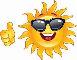 Sun With Sunglasses – Gclipart.com