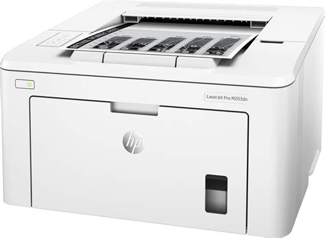 Hardware id information item, which contains the hardware manufacturer id. HP LaserJet Pro M203dn printer nu online kopen | OTTO