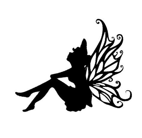 image result  silhouette fairy jars fairy silhouette