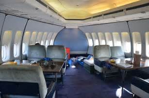 American Airlines 747 Inside