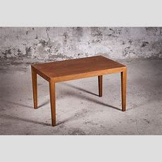 Vintage Teak Coffee Table By Severin Hansen For Sale At Pamono