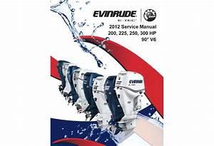 Service Manual 2012 Evinrude E