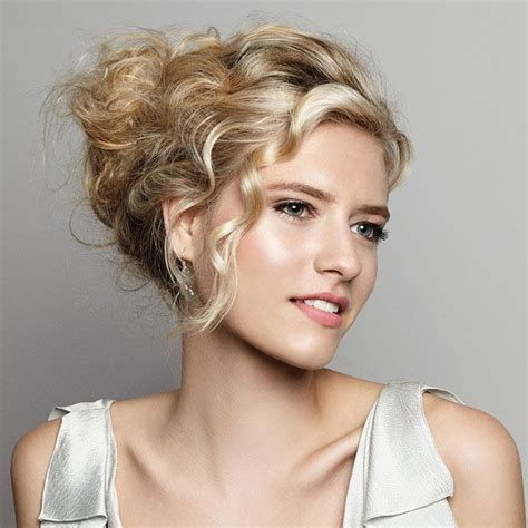 Updo Hairstyles For Curly Hair by Unique Creative And Gorgeous Wedding Hairstyles For