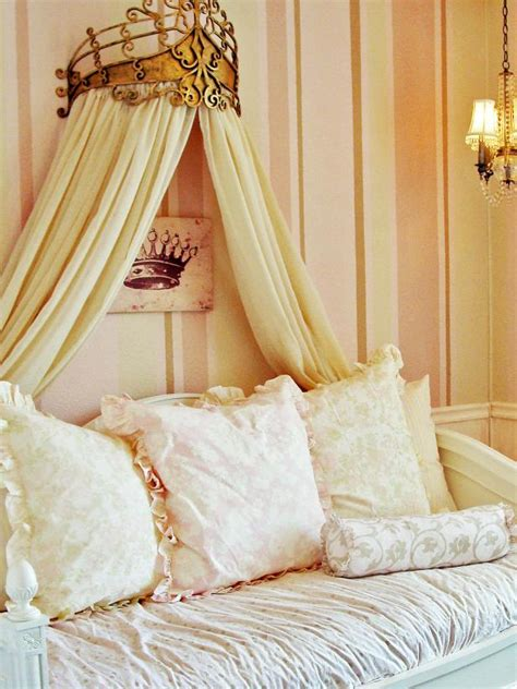 pink shabby chic bedroom add shabby chic touches to your bedroom design hgtv 16754 | 1400965490982