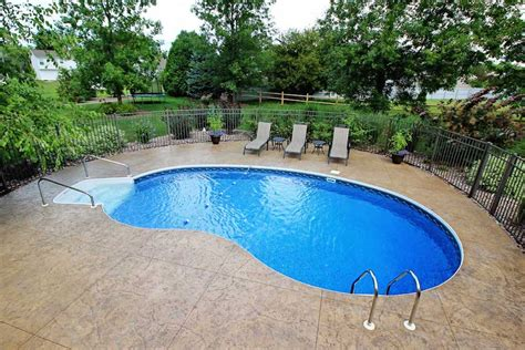 how much does an inground pool cost 2017 inground pool cost average cost of inground pool