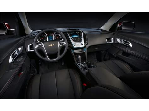 chevrolet equinox 2017 interior chevrolet equinox prices reviews and pictures u s news