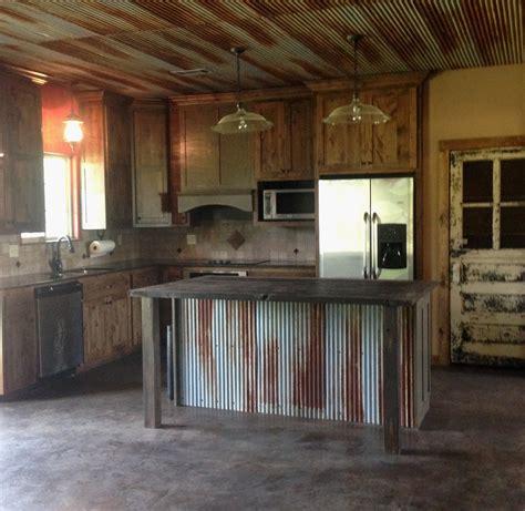 corrugated metal kitchen island metal kitchen island eunstudio 5883