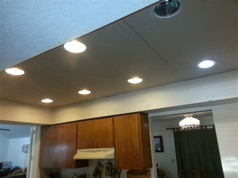 installing led lights in ceiling drop ceiling recessed light installation lighting ideas