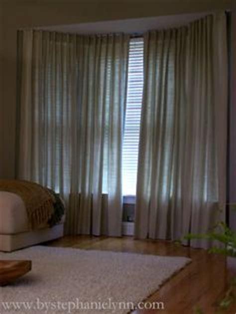 curtains on pinterest diy curtains bay window curtains