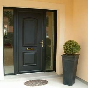 portes d39entree a laval gion croissant en mayenne 53 With accessoires porte d entree
