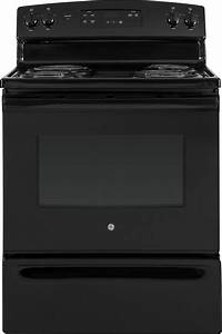 Ge Jbs30dkbb 30 Inch Freestanding Electric Range With Dual