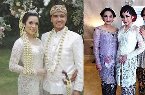 deretan desainer kebaya pengantin  dipercaya artis