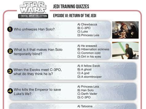 printable star wars activities bingo  trivia