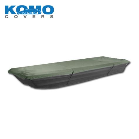 Boat Covers Waterproof by New Komo Covers Jon Boat Cover 12 14 Storage Transport