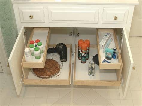 Under Bathroom Sink Storage Cabinet