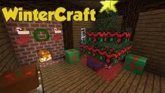 wintercraft mod 1 7 10 1 7 2 1 6 4 minecraft minecraft games minecraft mods minecraft