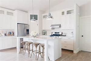 All-White Kitchen Design Ideas