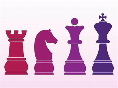Chess Pieces Clip Vector Clipart Rook Piece