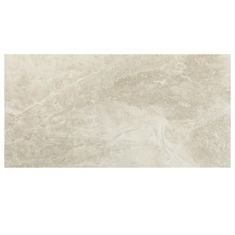 rectified tile large format arezzo crema polished porcelain rectified wall tile