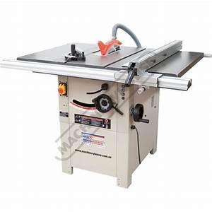 W486 - ST-254 Table Saw machineryhouse com au