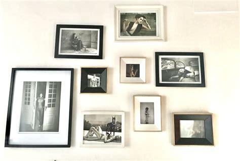 arredare con le fotografie come decorare e arredare con le foto una parete di casa