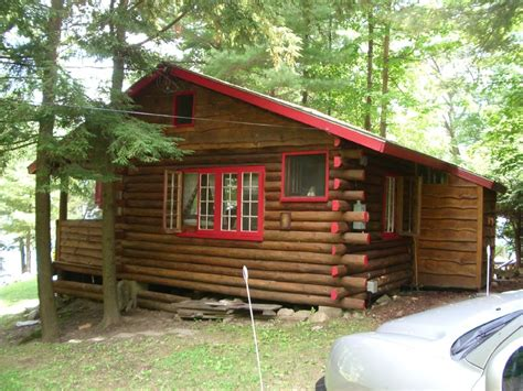 cabins on lake george enjoy a charming 1939 log cabin on gorgeous homeaway
