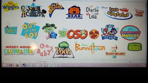 Which One Of These Playhouse Disney Shows Are Better