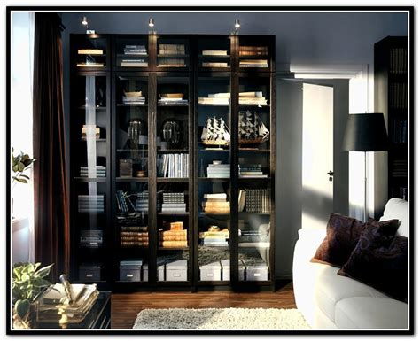 Ikea Wohn Arbeitszimmer by Ikea Billy Bookcase Black And White Bookworm