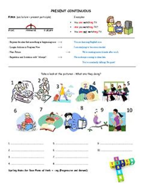 Super Teacher Worksheets Past Present Or Future