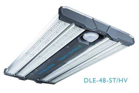 lu high bay led digital lumens unveils direct indirect intelligent high