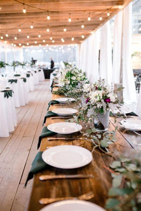 31 Trendy Rustic Wedding Table Runner Ideas To LOVE