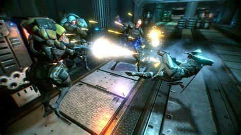 Warframe 3d Sci Fi Rpg Shooter Game Mmostage