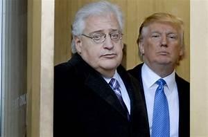 Trump nominates David Friedman as ambassador to Israel ...