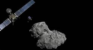 First Philae Comet Lander - Pics about space