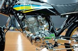 Modifikasi Honda Gl Pro Zaman Now  Motor Lawas Menolak Punah
