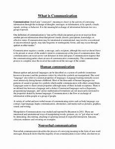 Verbal Communication Essay Humanities Paper Example Verbal  Verbal Communication Essay Papers Examples Of Thesis Statements For Narrative Essays also Science Essay Topics  Homework Assignment Help