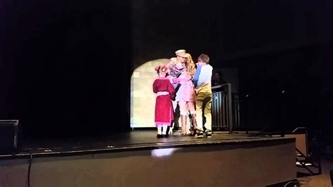 soldier surprises family  opening night  play  home blog