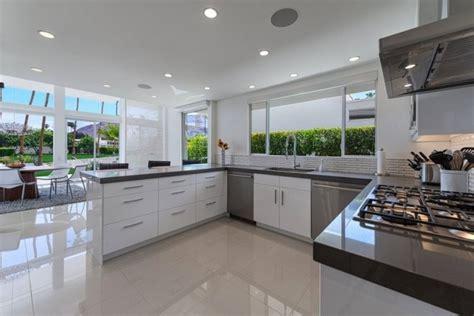 cuisine grise et décoration cuisine de luxe exemples d 39 aménagements
