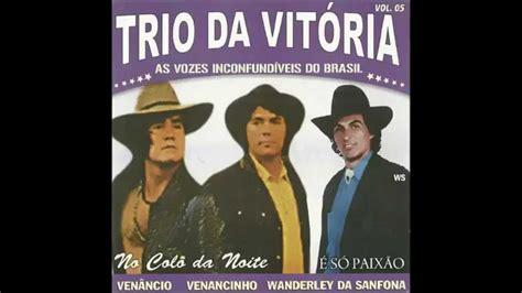 Trio Da Vitoria Mulher Da Roça
