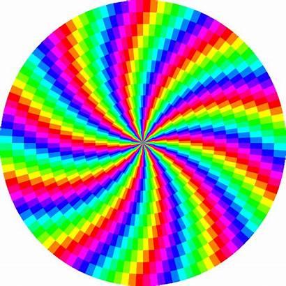 Rainbow Swirl Rainbows 10binary Animation Agario Clipart