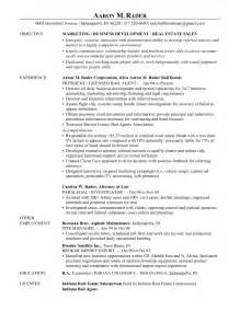 real estate marketing manager resume datastage fresher resume