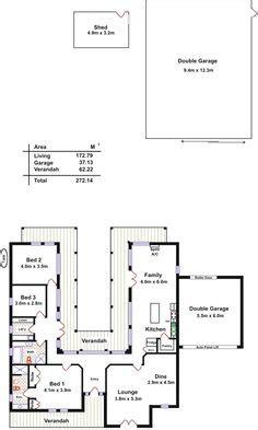 shaped floor plans shaped home  unique floor plan