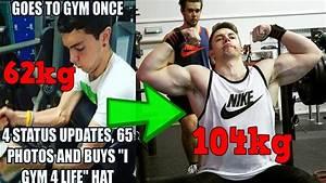 Teenage Bodybuilding/Powerlifting Transformation ...