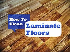 How to clean laminate floors apartment therapy for How to polish wood laminate floors